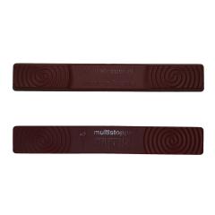 1 Paar elastische Multistopper® 27er BRAUN