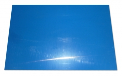 1x Schneidbrett aus Qualitätskunststoff 53x32,5x2 cm