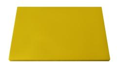 5x Schneidbretter aus Qualitätskunststoff 60x40x3 cm