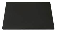 1x Schneidbrett aus Qualitätskunststoff 50x30x3 cm