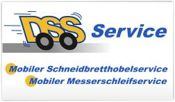 Mobiler Schneidbrett Service von DSS Dietermann